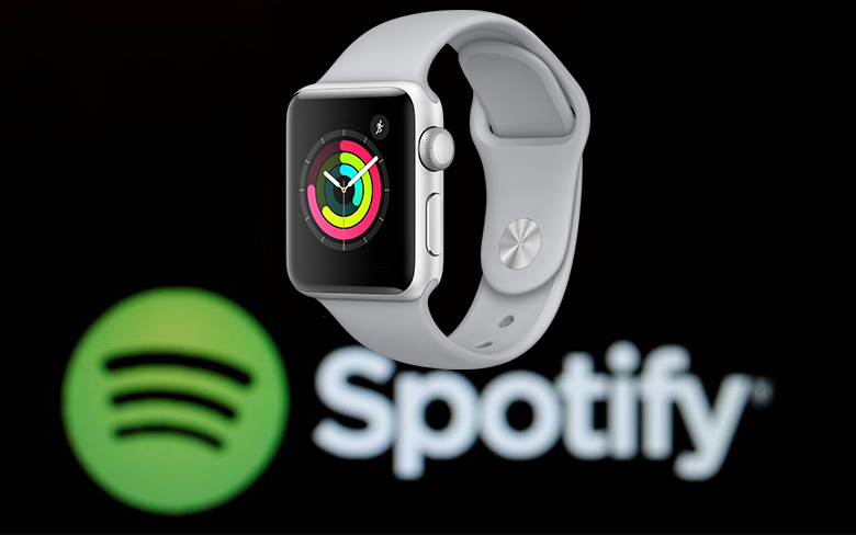 Spotify in Apple Watch