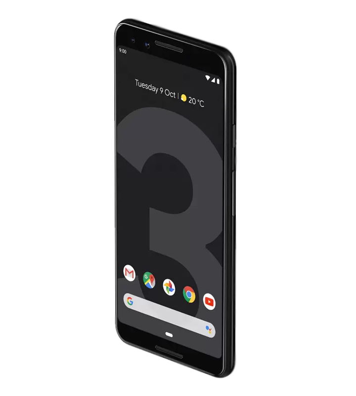 Google Pixel 3 Display