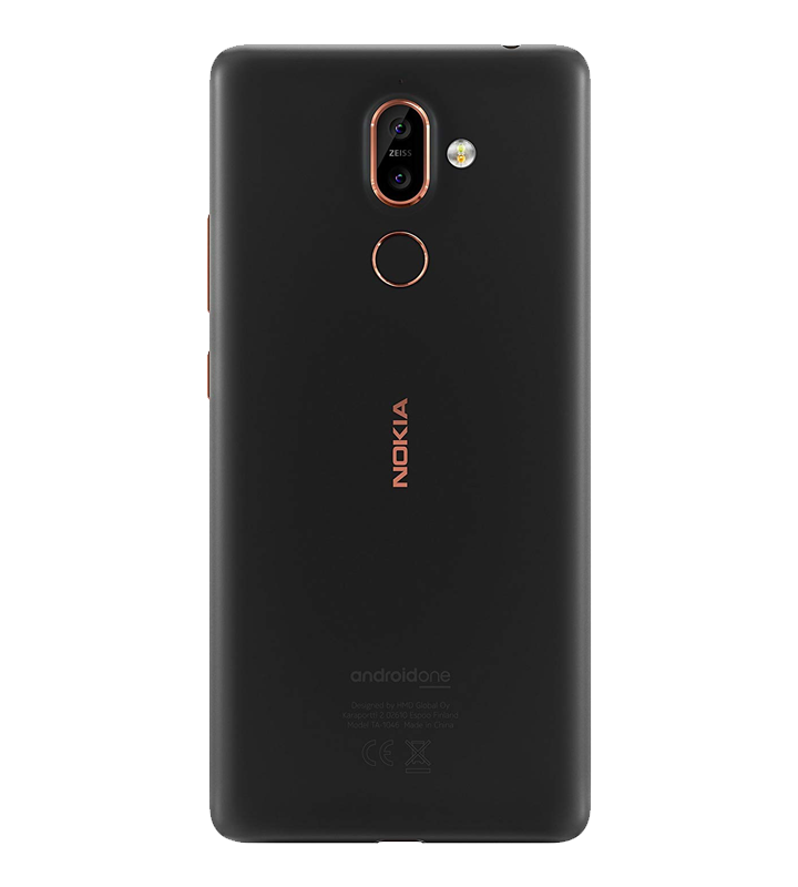 Nokia 7 Plus Back