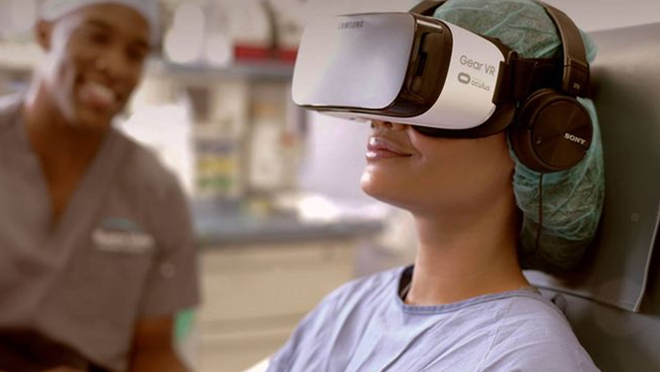 VR For Patient