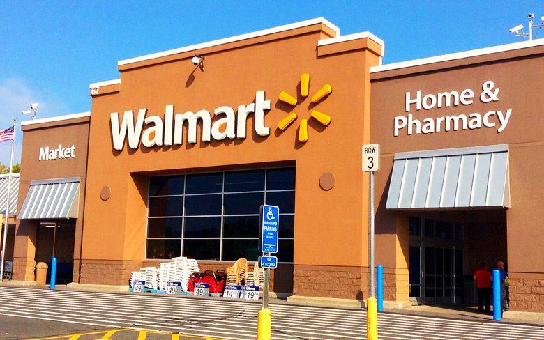 Walmart AR Scanner