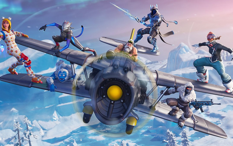 Fortnite Patch 7.10
