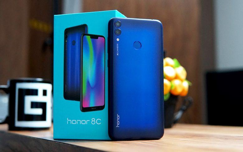 Honor 8C