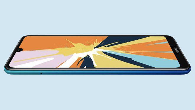 Huawei Y7 2019 Display