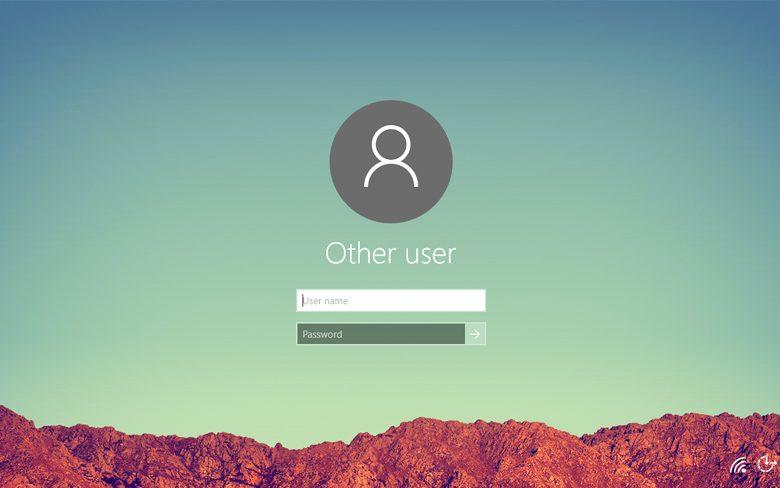 isunshare windows password