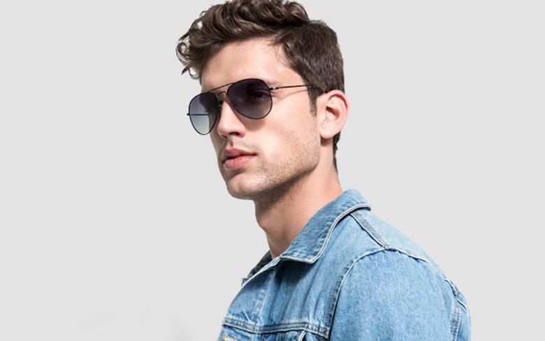 Mi Polarised Aviator Sunglasses