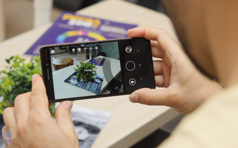 Nokia 6.1 Camera