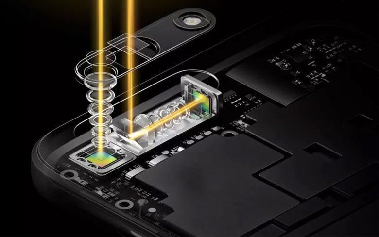 Oppo 10x Hybrid Zoom Camera
