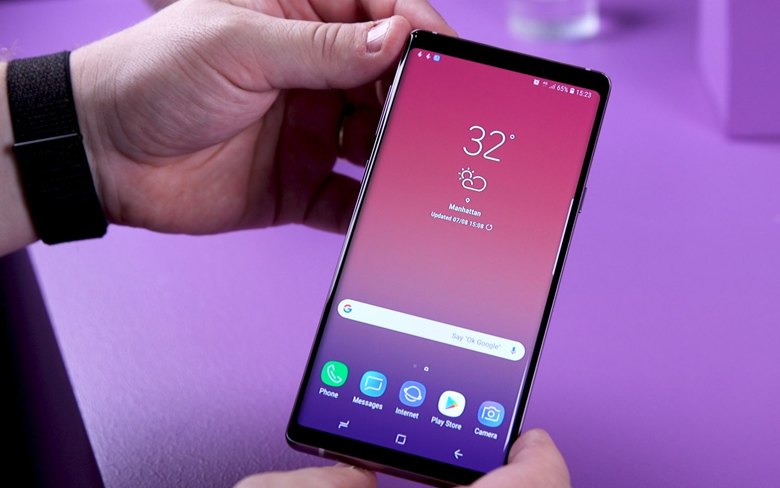 Galaxy Note 9 One UI (Pie) beta has been released