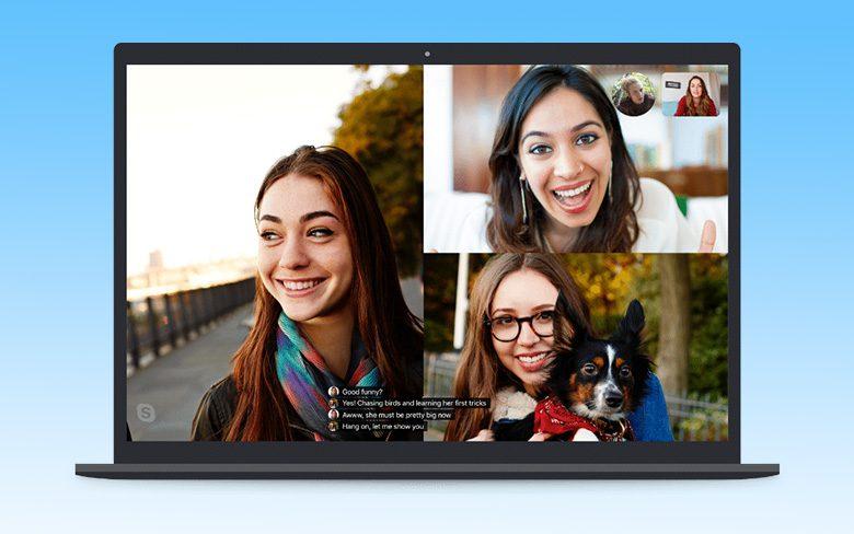 Skype Captions