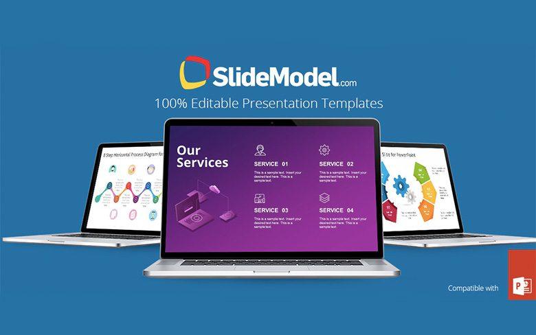 slidemodel com make engaging presentations using pre designed