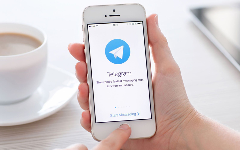 Telegram Version 5.0