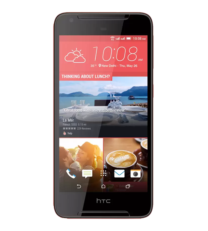 HTC Desire 628 Front