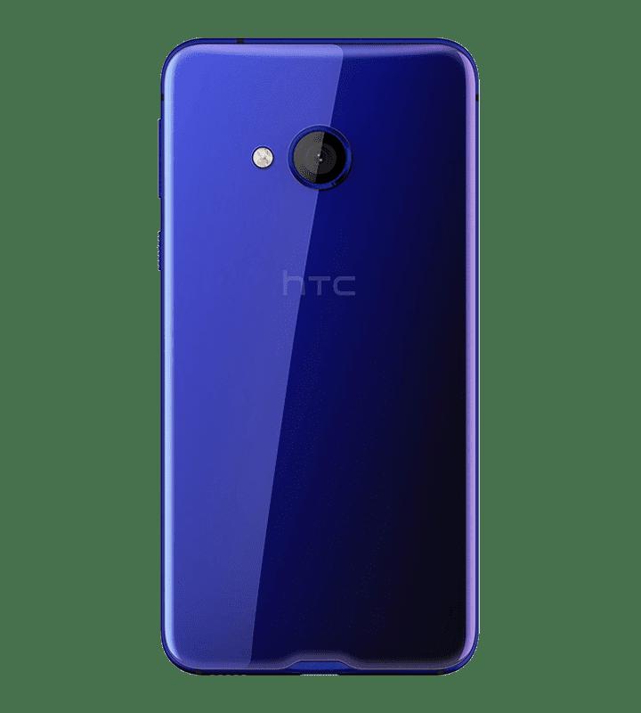 HTC U Play Back