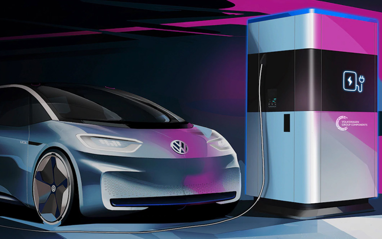 Volkswagen Mobile Charging Stations