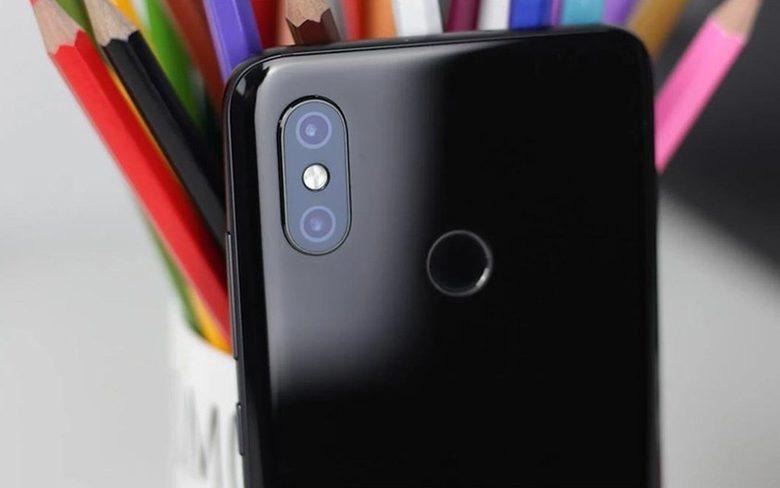 Xiaomi Mi 8 Slo Mo