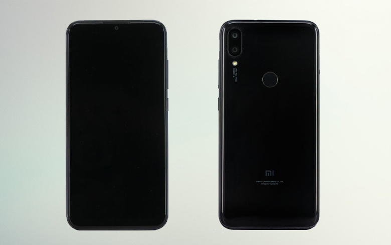Xiaomi Waterdrop Notch Phone