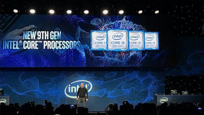 9th Generation Processors