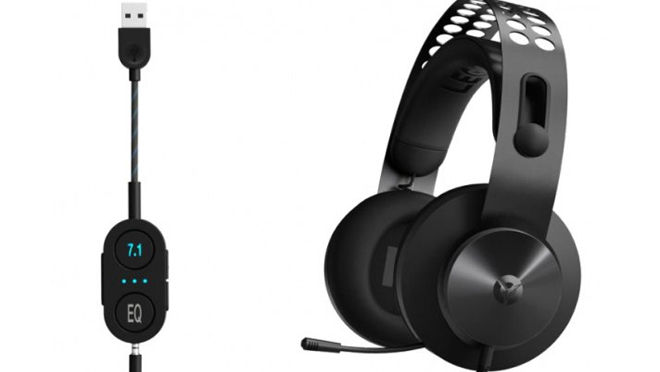 Legion H300 And H500 Headset