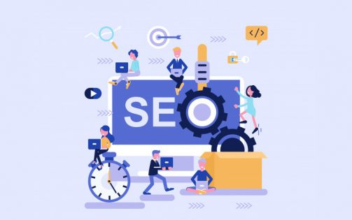 Areas of SEO