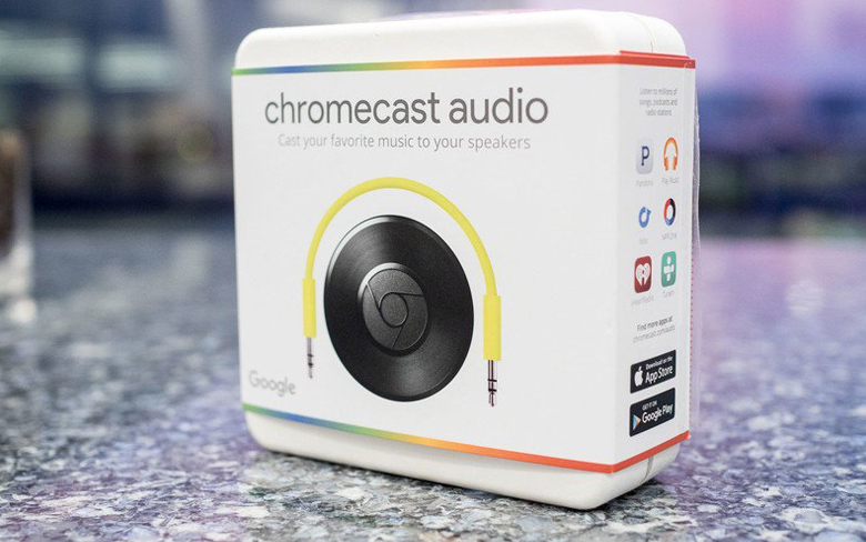 Chromecast Audio