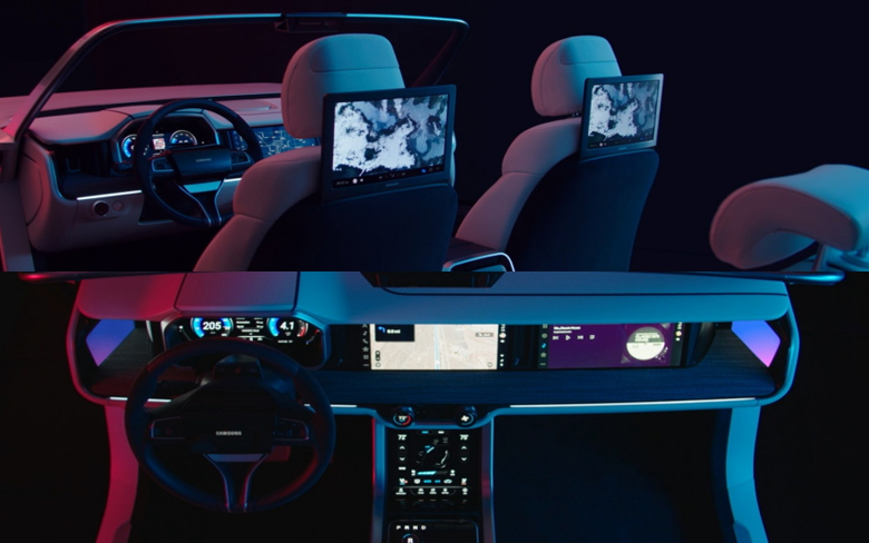 CES 2019: Samsung Expand 'Connected Car' With HARMAN