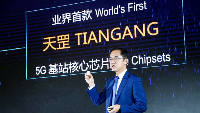 Huawei 5G Chip