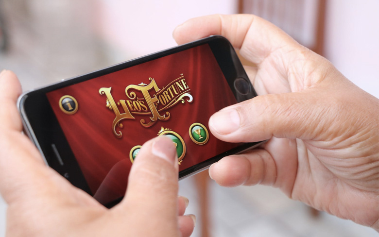 Mobile Phone Game