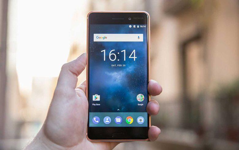Nokia 6 Update