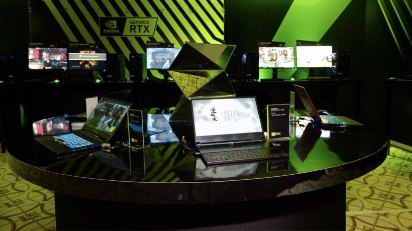 NVDIA CES Launch