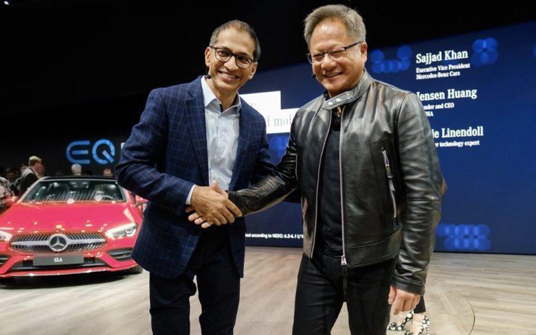 NVIDIA Partners Mercedes