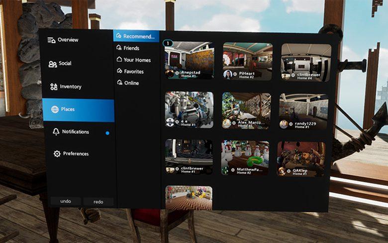 Oculus Rift Platform Updates