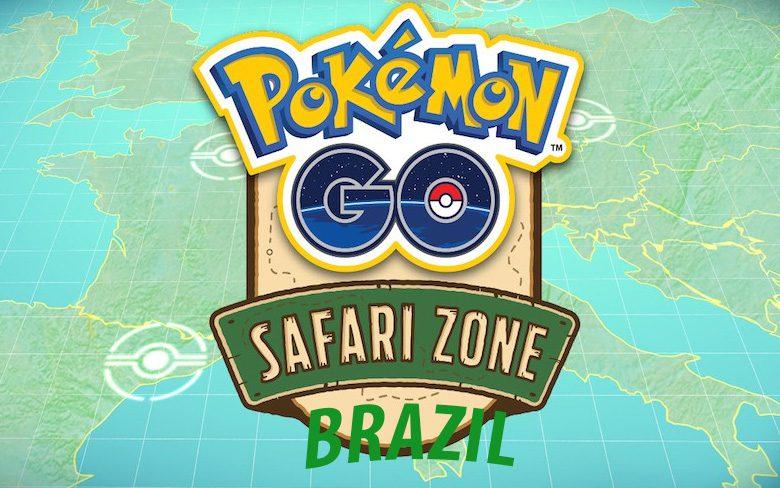 pokemon go safari zone brazil qr code generator