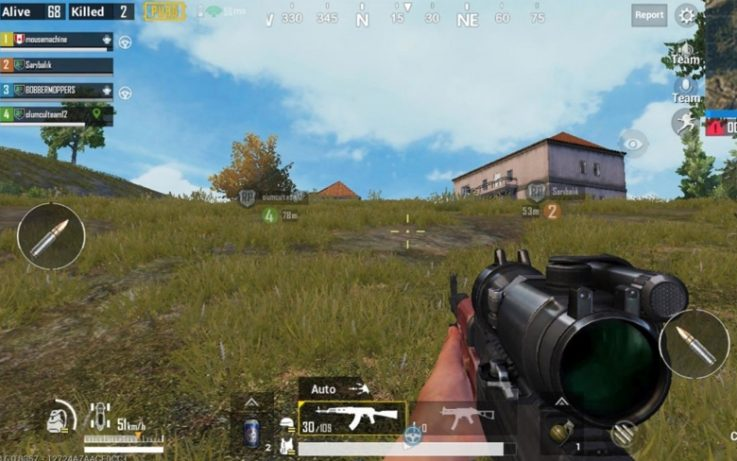 PUBG's gun recoil bug might be a major problem for some
