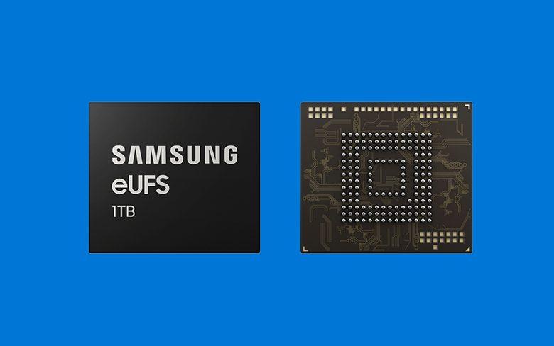 Samsung eUFS