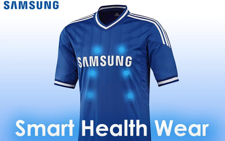 Samsung Smart Shirt
