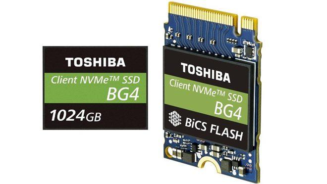 Toshiba BG4