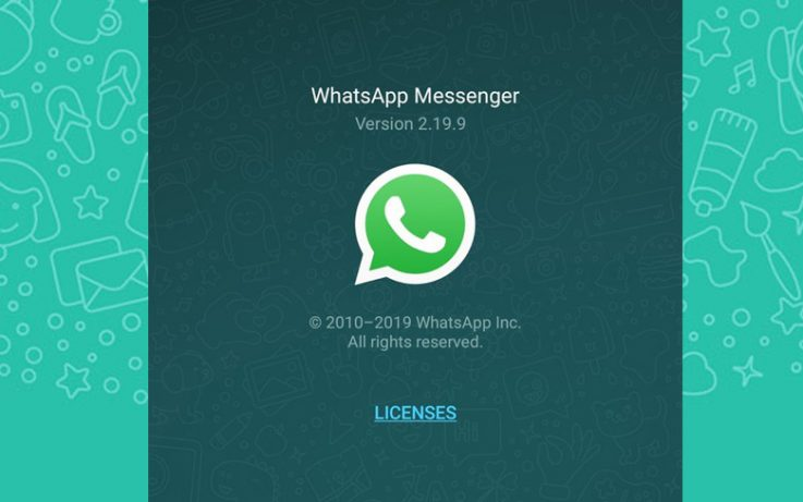 Whatsapp Messanger New Update