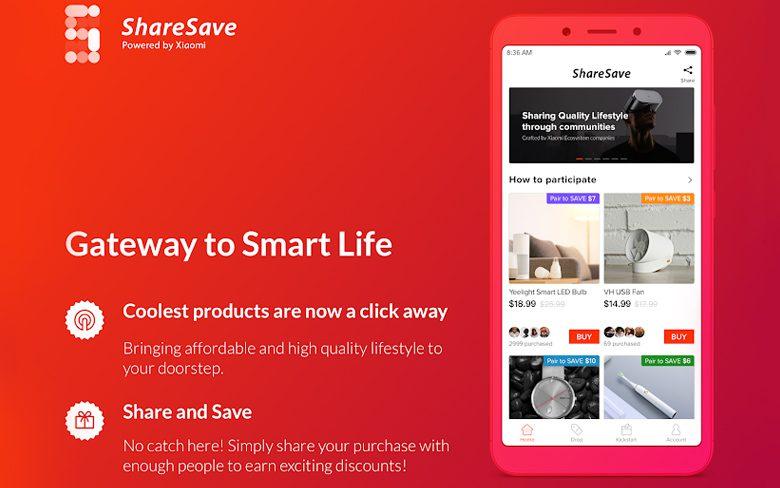 Xiaomi ShareSave