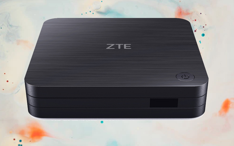 ZTE Set Top Box