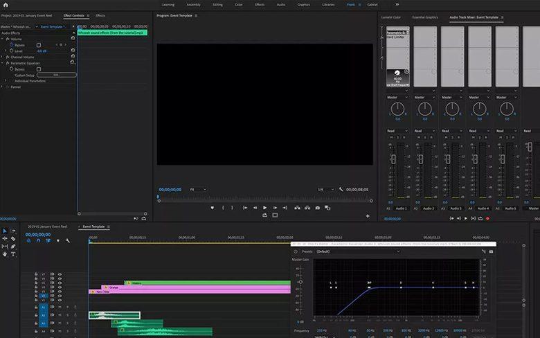 Adobe Premiere Bug