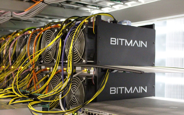 Bitmain Chip