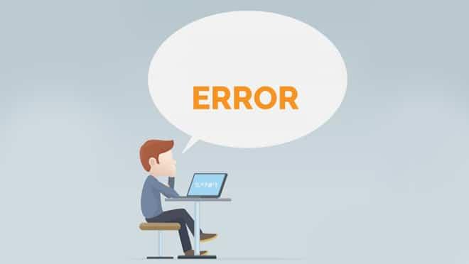 Fix Site Errors