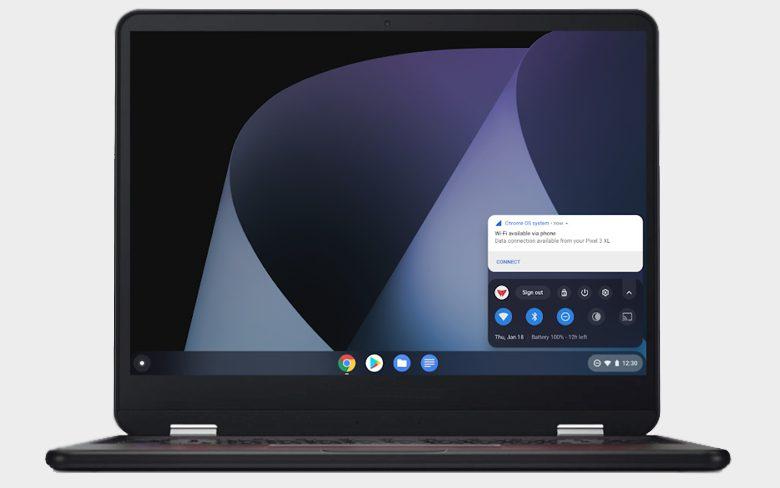 Google Instant Tethering