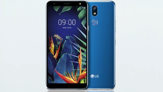 LG K40 Smartphone