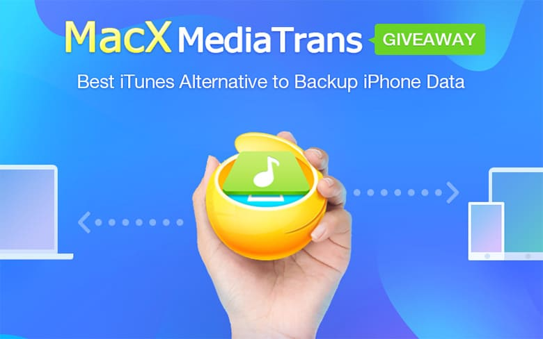 MaxS Media Trans iTunes Backup
