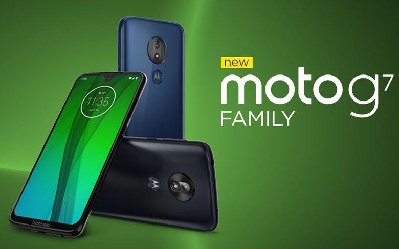 Moto G7 Family