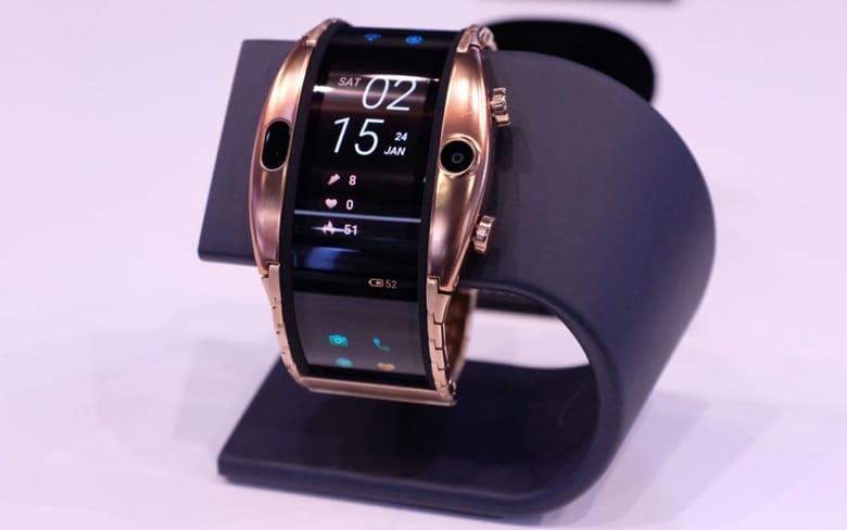 Presenting Nubia Alpha Smartwatch