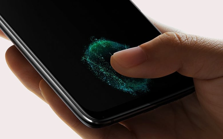 OnePlus 7 Fingerprint Sensor Touch