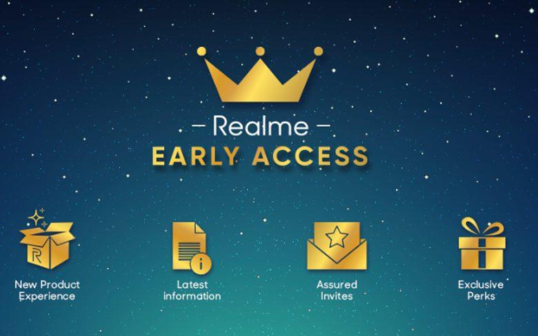 Realme Early Access Program